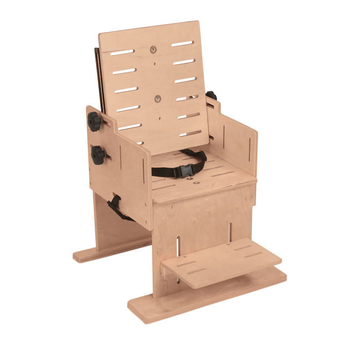 TherAdapt 2-in-1 booster seat feeding chair
