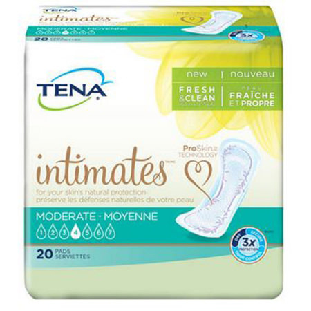 Tena Serenity Moderate Absorbency Pads