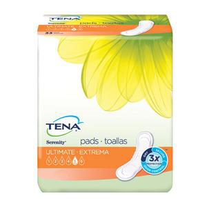 Tena Serenity Ultimate Absorbency Economy Pad