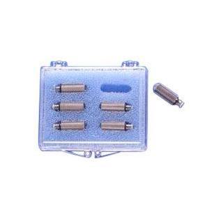 Teleflex Frosted Latex-free Standard Bulb, Non-Sterile, Small
