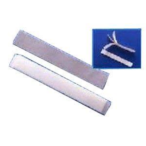 Teleflex Foam Strap, White, Adhesive, Latex-Free, 6 x 1 Inch