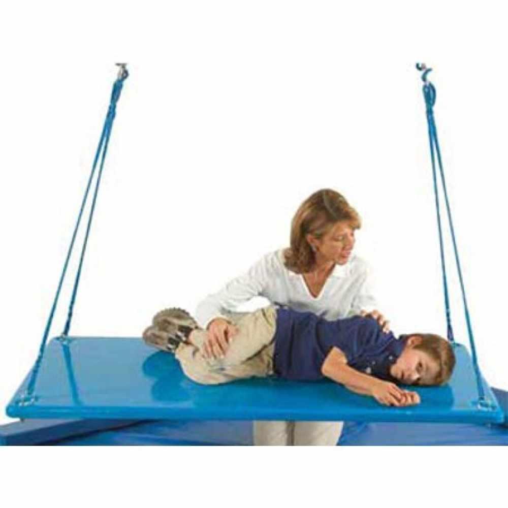 Tumble Forms Soft Top Platform Swing For Vestibulator System   Medicaleshop
