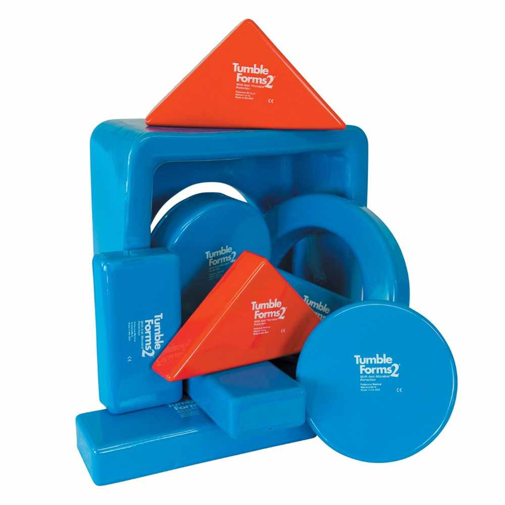 Tumble Forms Deluxe Square Module Seating System