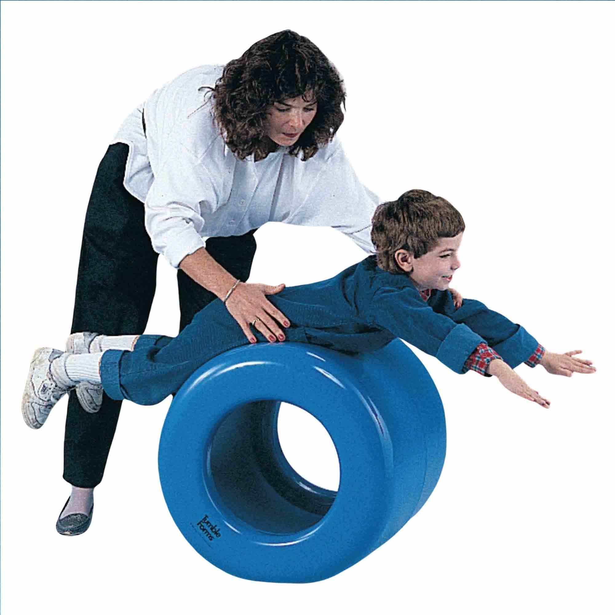 Tumble Forms barrel crawl/roll