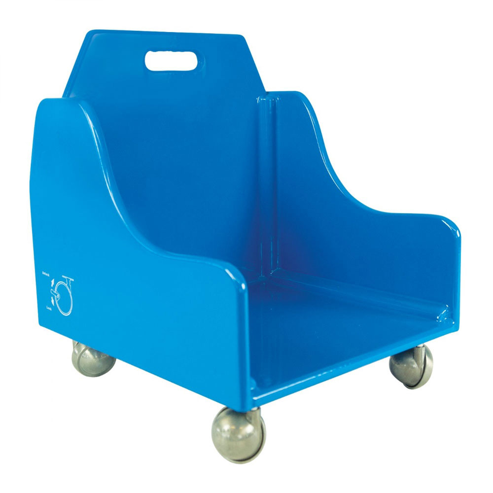 Tumble Forms mobile base for feeder seat