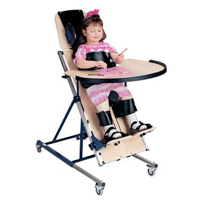 Tumble Forms Tugs Supine Stander With Tray | Medicaleshop