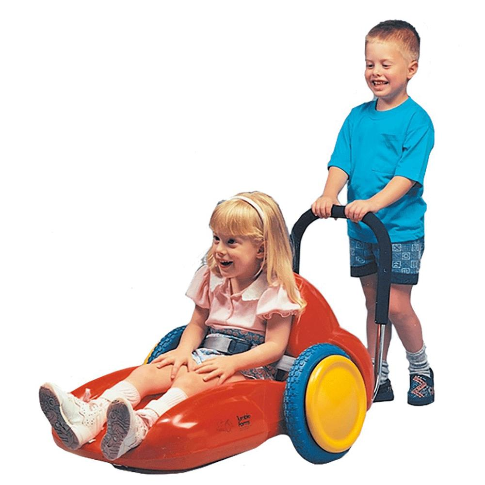 Tumble Forms ready racer