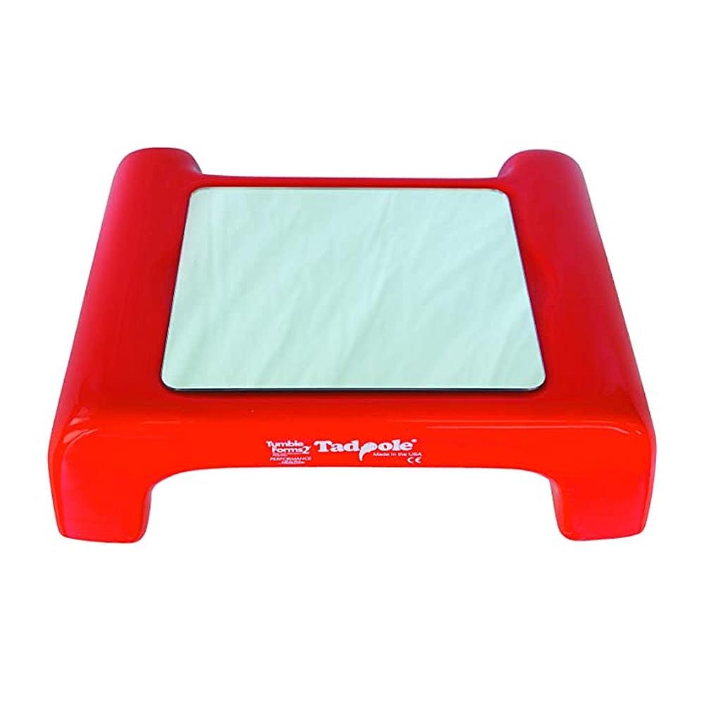 Tumble Forms Tray With Mirror For Tadpole Positioner