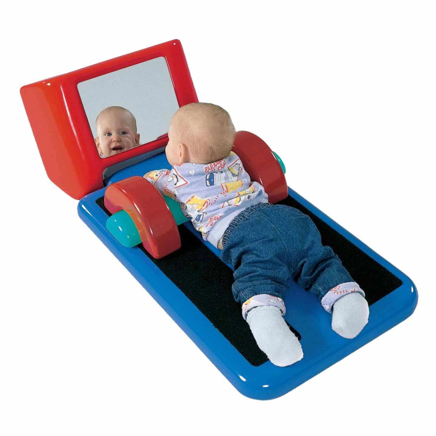 Tumble Forms Tray With Mirror For Tadpole Positioner | Tumble Forms 4772TM