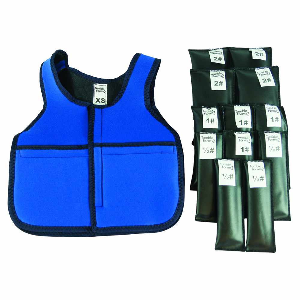 Tumble Forms Weighted Vest | Tumble Forms 2