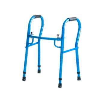 TFI Double Button Folding Walker