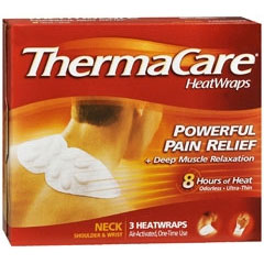 Thermacare Disposable Heat Wrap