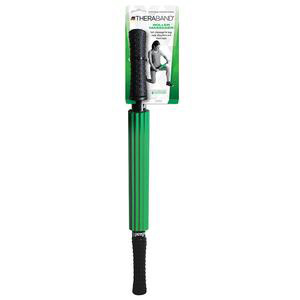 Theraband Standard Handheld Roller Massager, Green