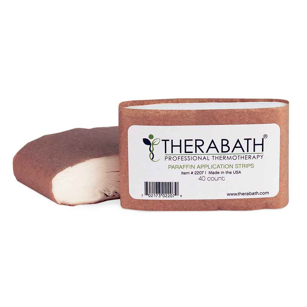 Therabath Paraffin Body Application Strips