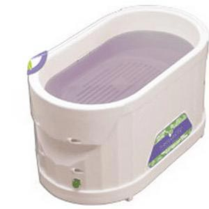Therabath Pro Paraffin Therapy Unit with Peach E Paraffin, Lightweight