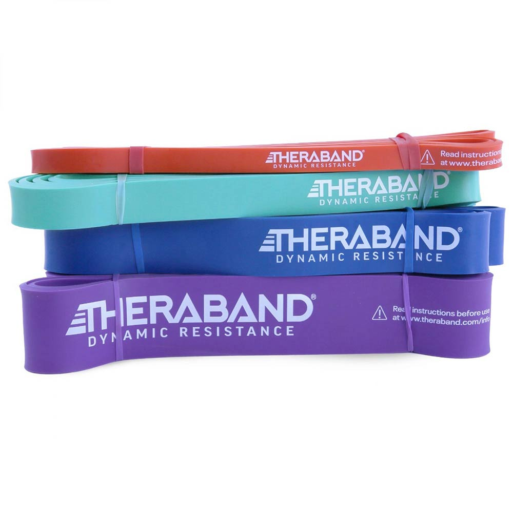 TheraBand Dynamic High Resistance Bands