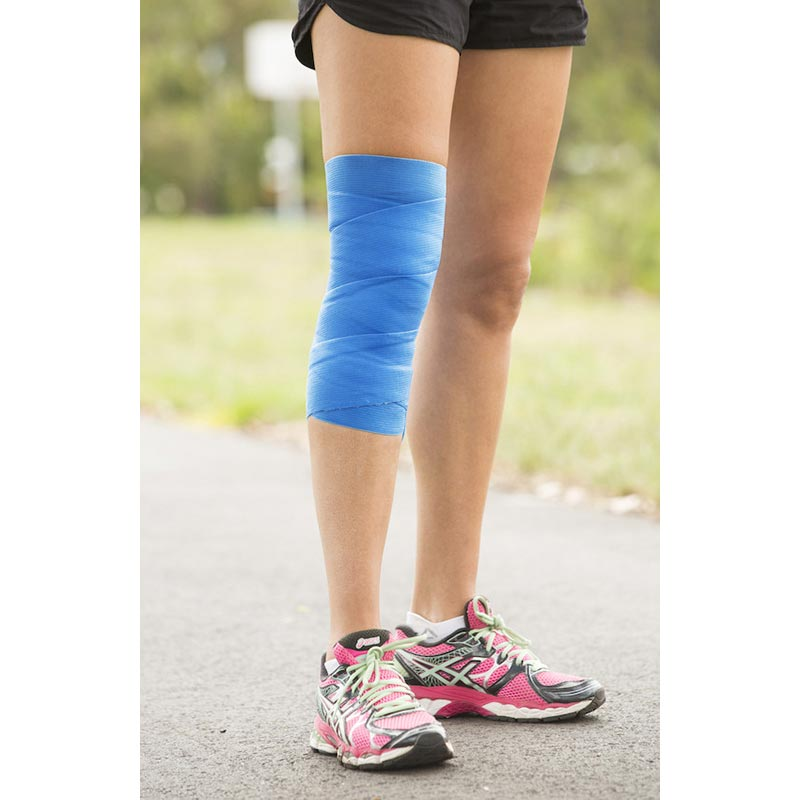 Thermoskin CoolXChange, Instant Ice Wrap, Blue