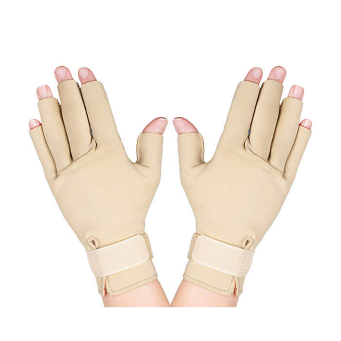 Thermoskin Therall Arthritis Gloves, Beige
