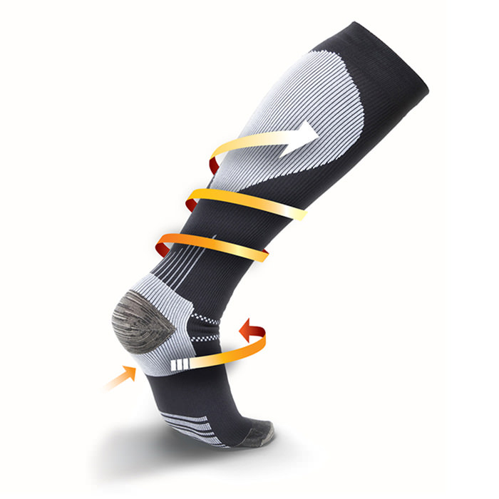 Thermoskin FXT Compression Socks, Calf, Small