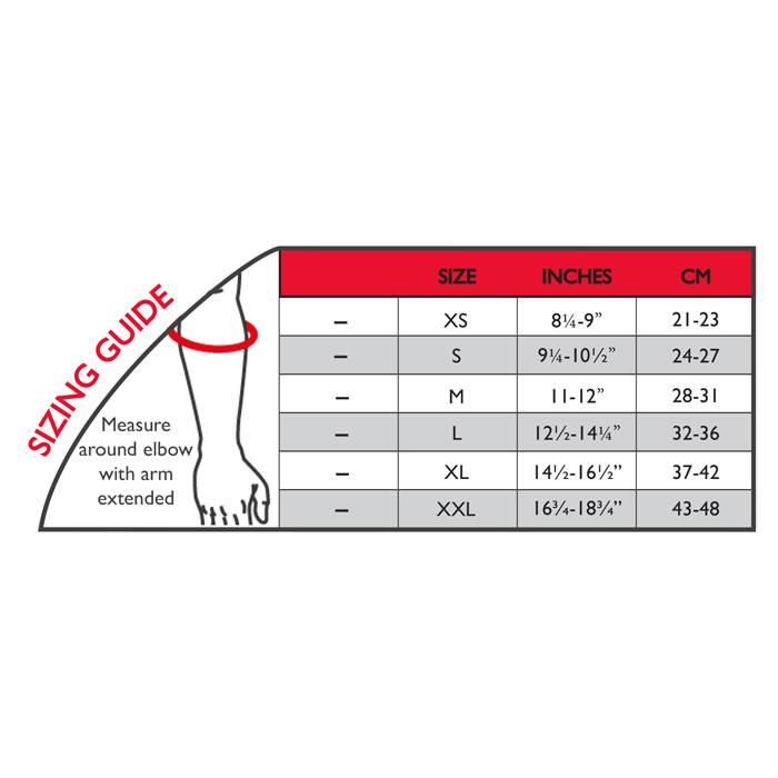 Thermoskin Tennis Elbow Strap w/ pad, Beige, Medium
