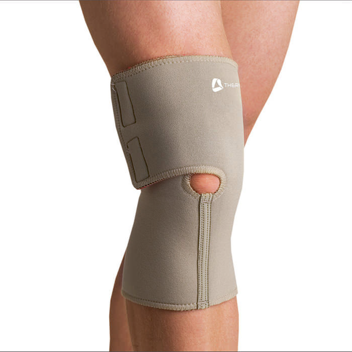 Thermoskin Knee Wrap, Beige, Medium