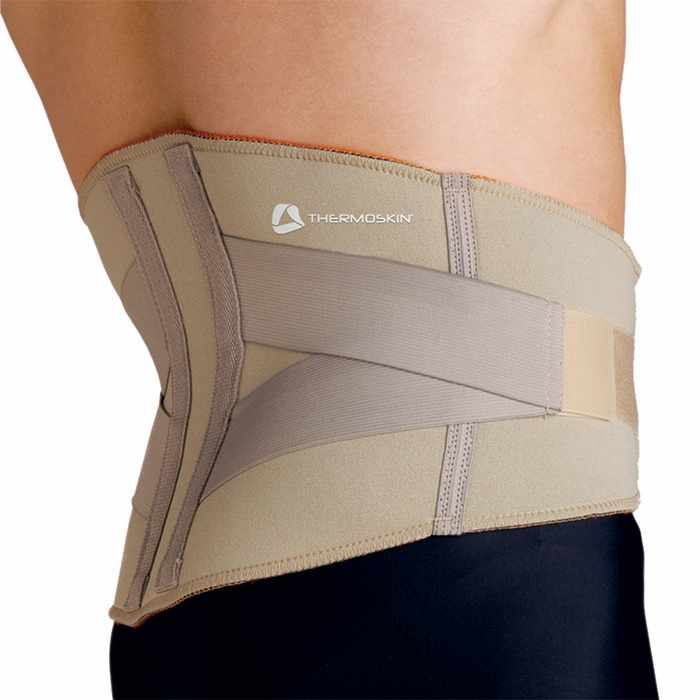Thermoskin Lumbar Support, Beige, Large