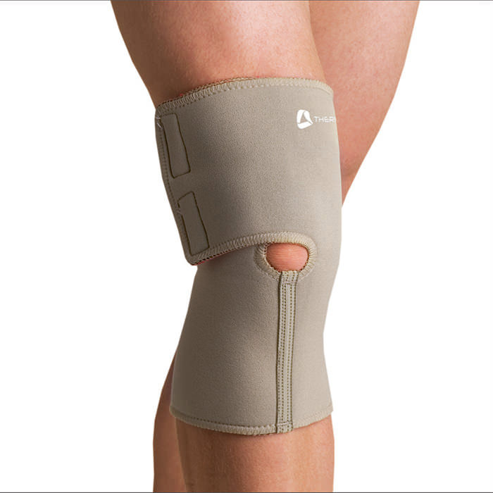 Thermoskin Knee Wrap, Beige, Large