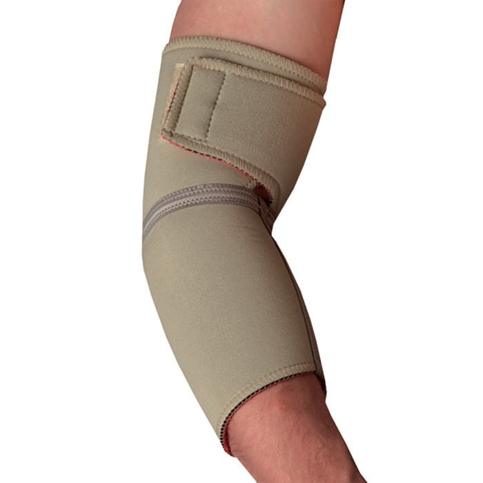 Thermoskin Elbow Wrap, Beige, Extra-Large