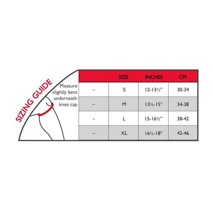 Thermoskin Elastic Knee Standard, Beige, Extra-Large
