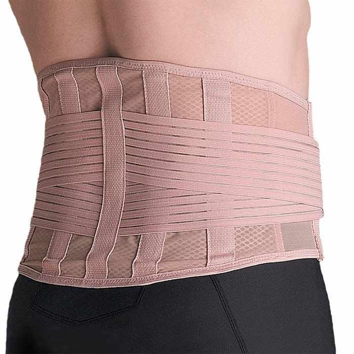 Thermoskin Elastic Back Stabilizer, Beige, Extra-Large
