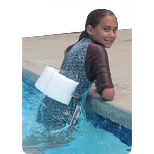 Theraband Tadpole Swim Belt, 1 Float