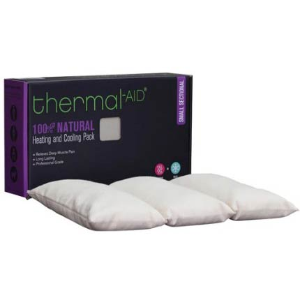 Thermal Aid Small Sectional Heating and Cooling Treatment Pack 3.5 lb Weight