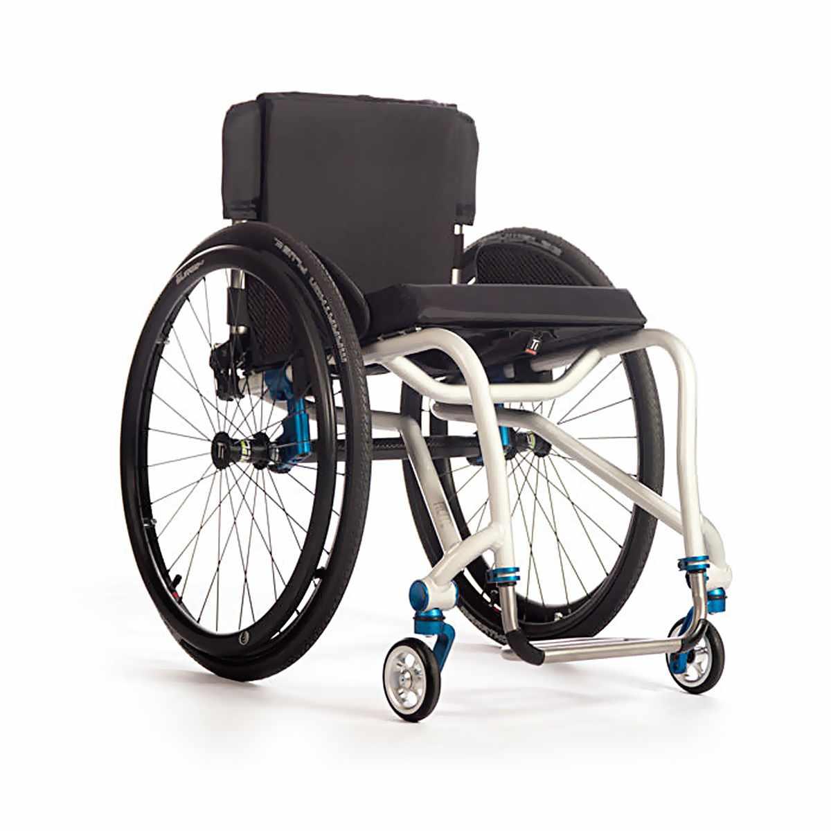 TiLite Aero T series rigid ultralight wheelchair