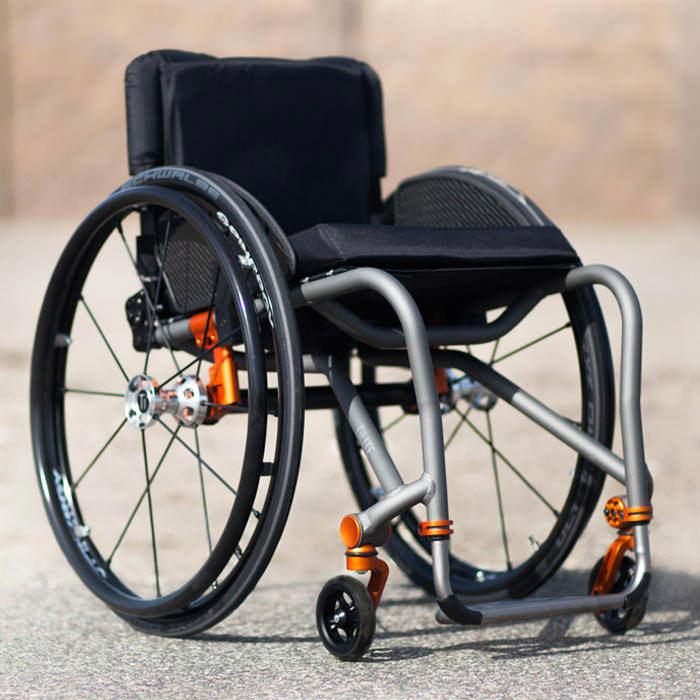 Aero T rigid ultralight wheelchair