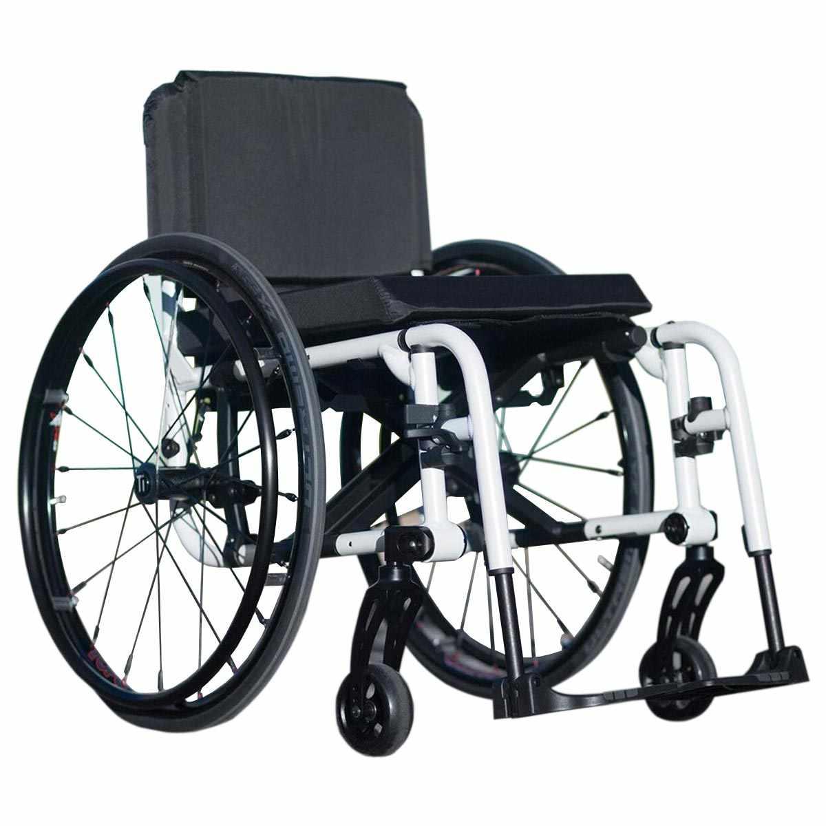Tilite Aero X series folding ultralight wheelchair
