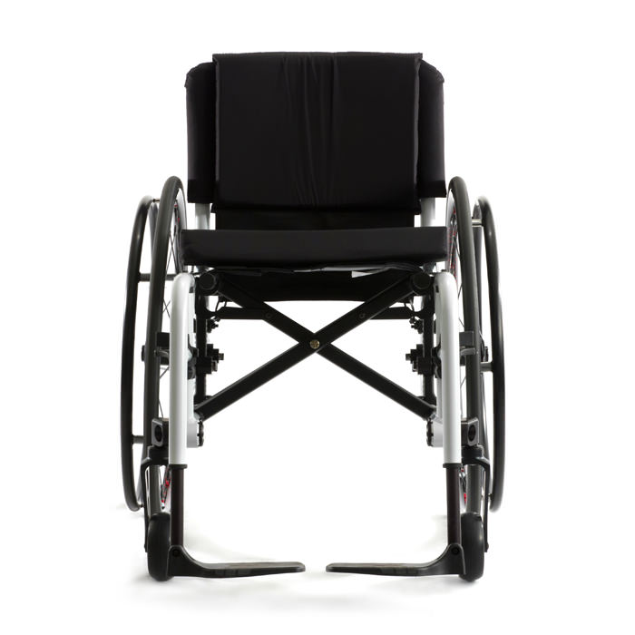 Tilite Aero X wheelchair front view