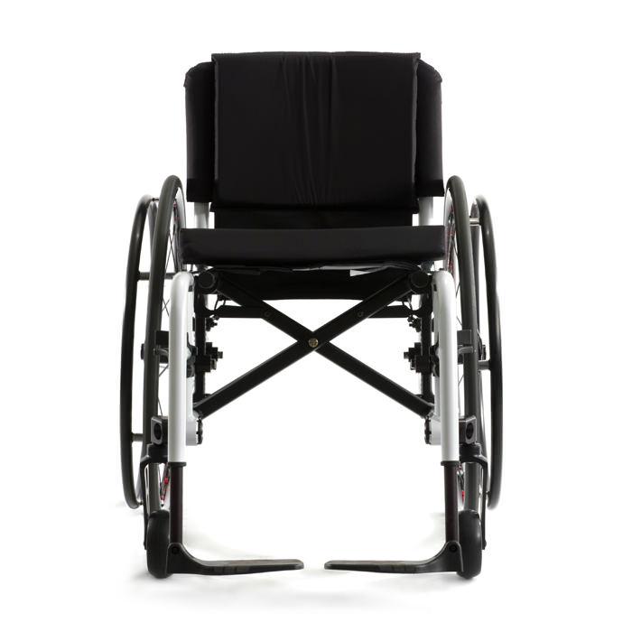Tilite Aero X wheelchair front view