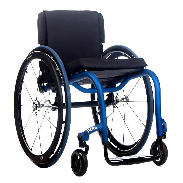 Aero Z ultralight wheelchair