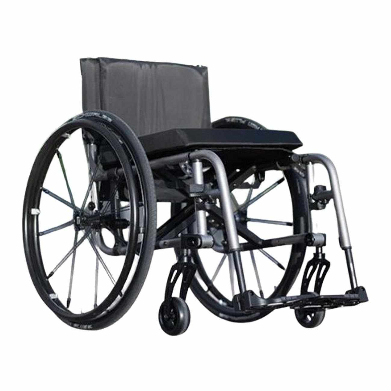 TiLite 2GX series folding ultralight wheelchair