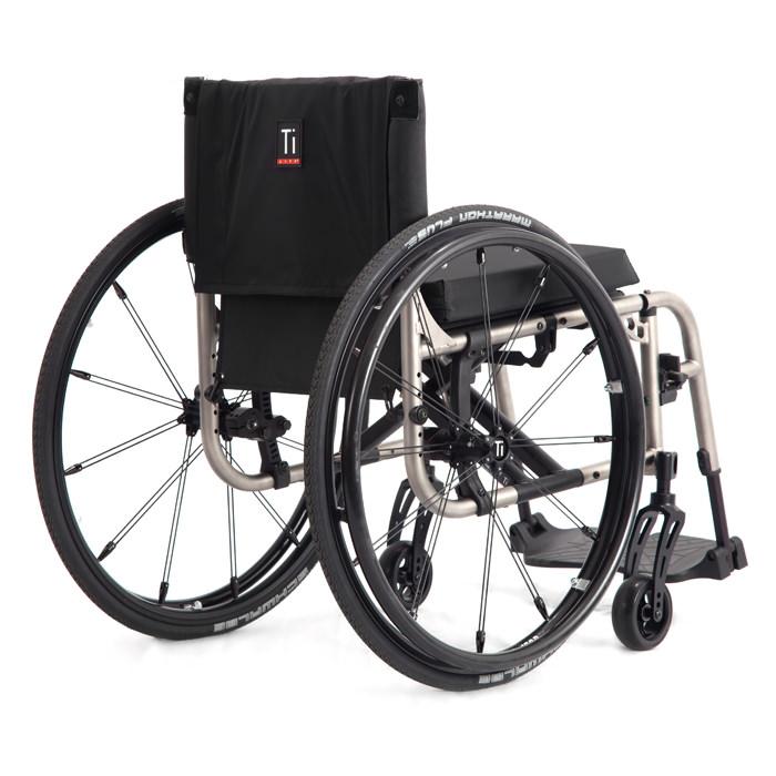 TiLite 2GX wheelchair