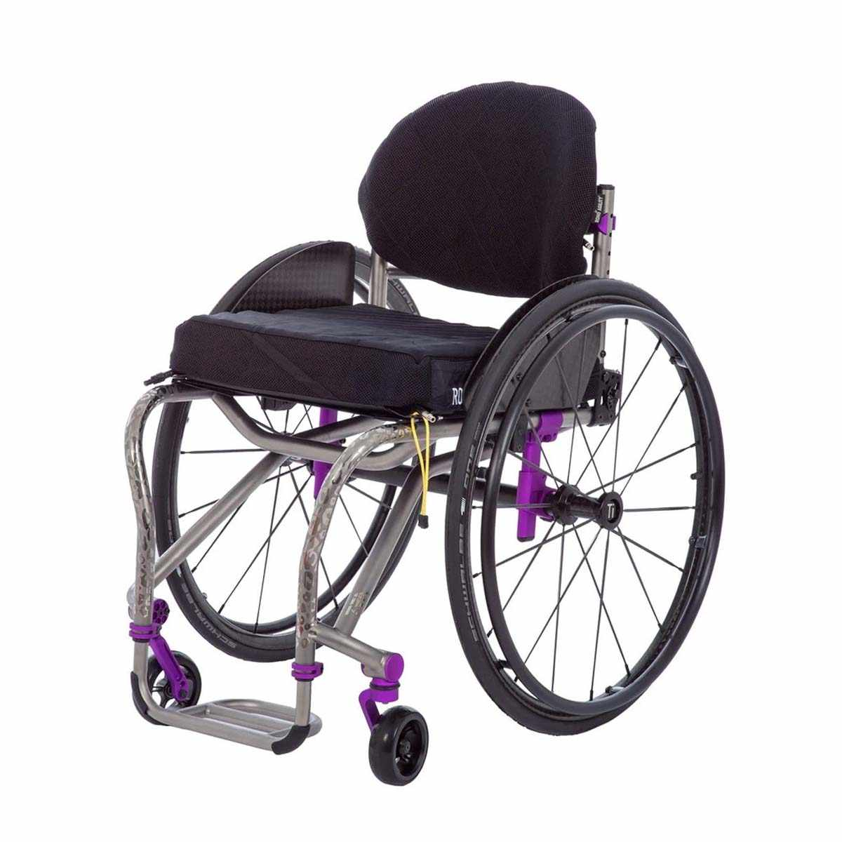 TiLite TRA rigid wheelchair