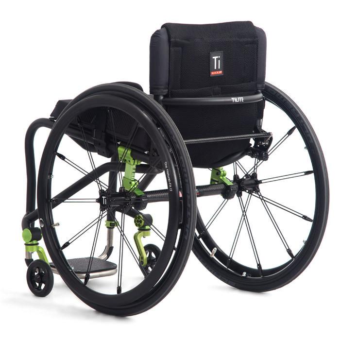 TRA rigid ultralight wheelchair