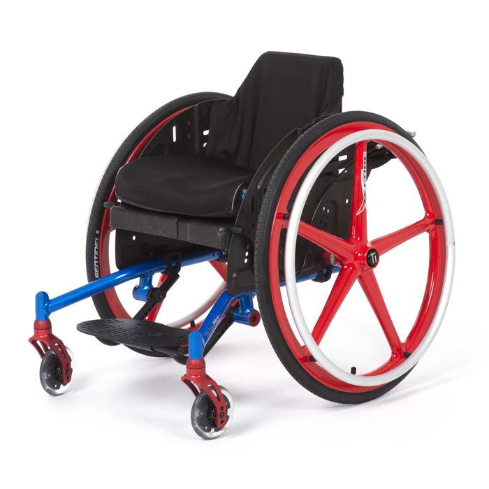 TiLite Pilot wheelchair