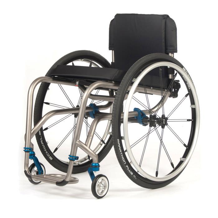TR rigid ultralight wheelchair