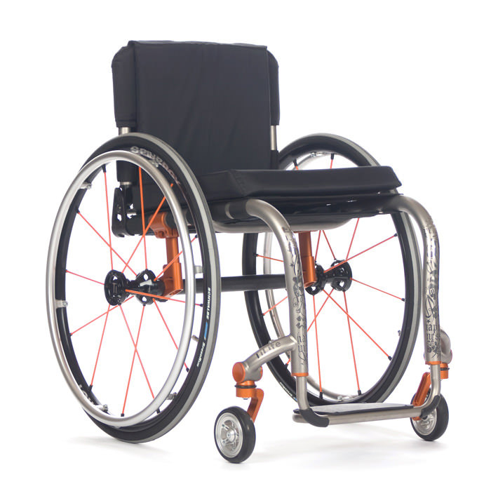 ZRA series rigid ultralight wheelchair
