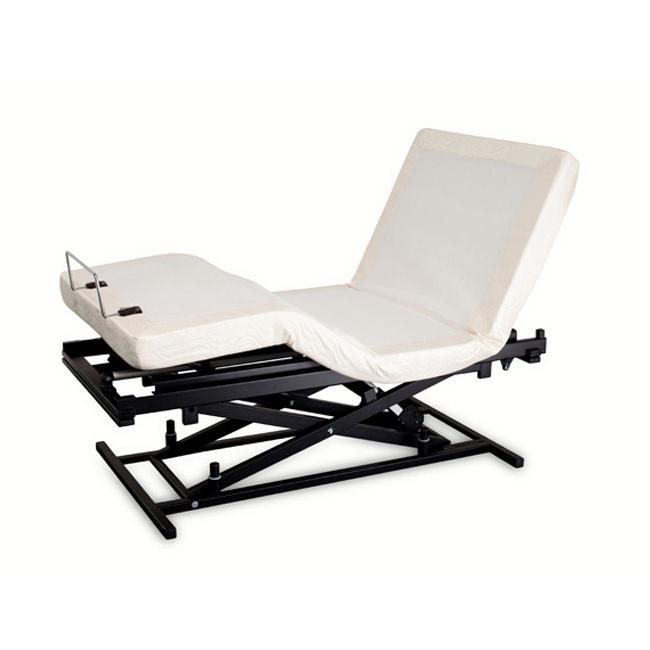 Transfer Master Supernal Hi Low Homecare Bed