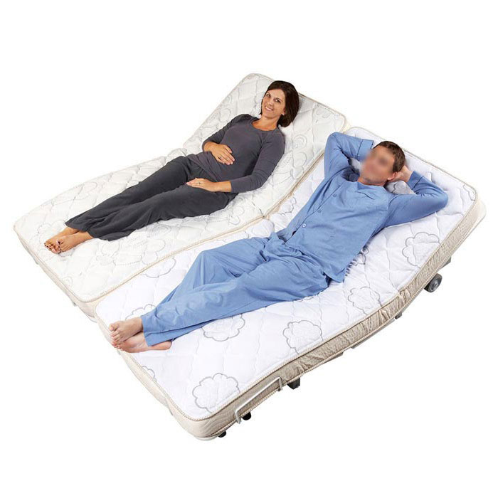 Transfer Master Companion Bed   Medicaleshop