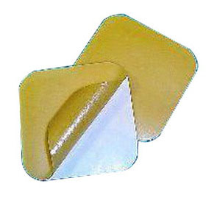 "Torbot Comfiseal Flexible Skin Barrier Wafer, 4"" x 4"""