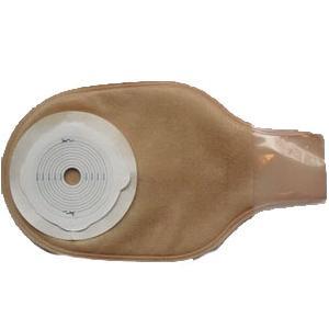 "Torbot Gricks Ileostomy Disposable Pouch, 4"" x 1-1/2"" x 10"""