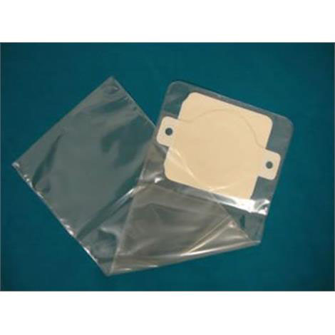 """Torbot Odor-proof Disposable Pouch Bag, Opaque, 5"""" x 12"""""""